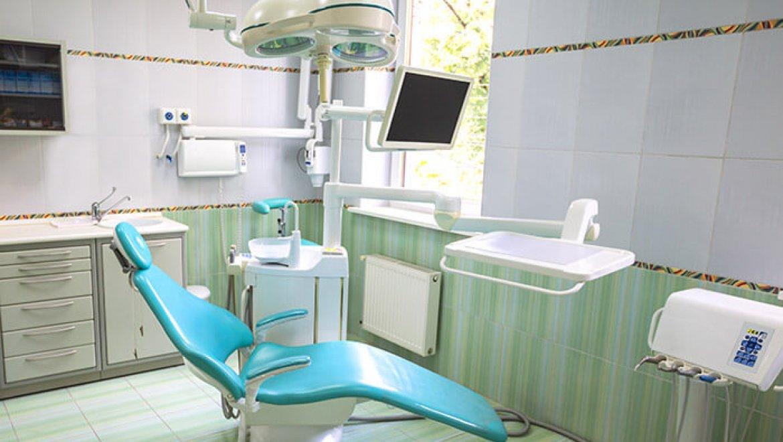 עיצוב פנים מרפאות שיניים