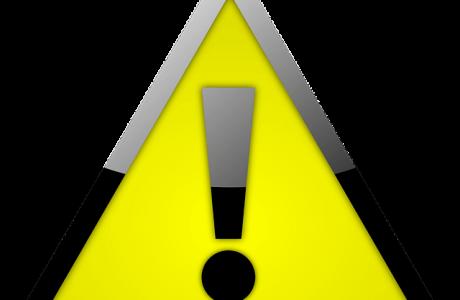 סימן אזהרה – איפה חייבים לשים אותו ולמה?