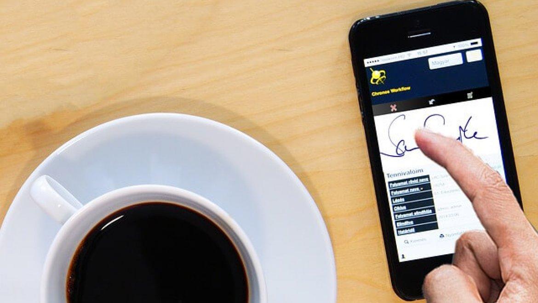 כיצד חתימה דיגיטלית תשדרג את החיים שלכם