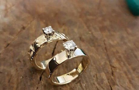 כמה כדאי להשקיע בטבעת אירוסין?