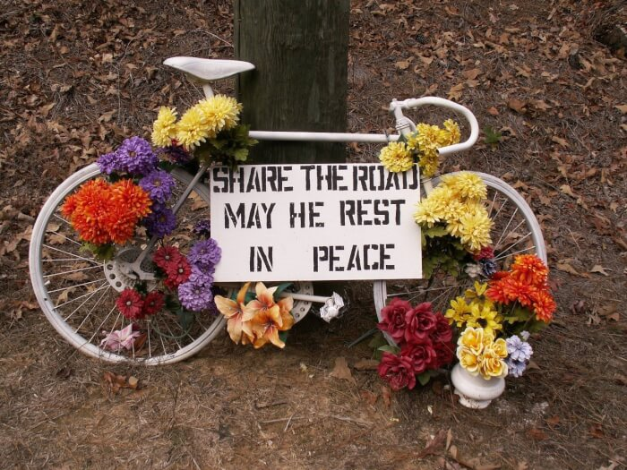 תאונת אופניים